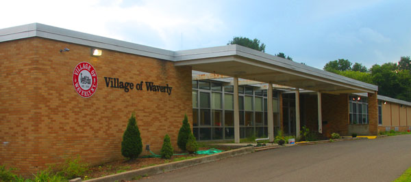village of waverly    contacts